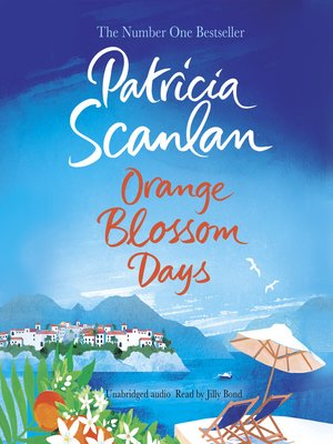 cover image of Orange Blossom Days