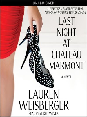 cover image of Last Night at Chateau Marmont