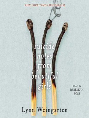 cover image of Suicide Notes from Beautiful Girls