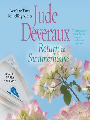 cover image of Return to Summerhouse