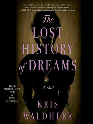 cover image of The Lost History of Dreams