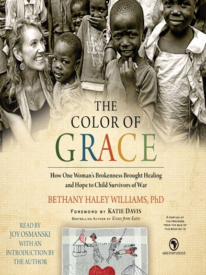 cover image of The Color of Grace