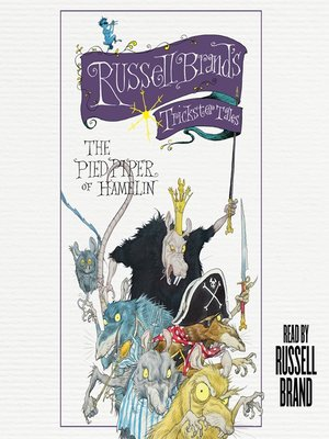 cover image of The Pied Piper of Hamelin
