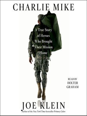 cover image of Charlie Mike