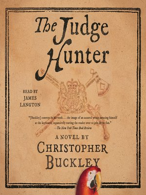 cover image of The Judge Hunter