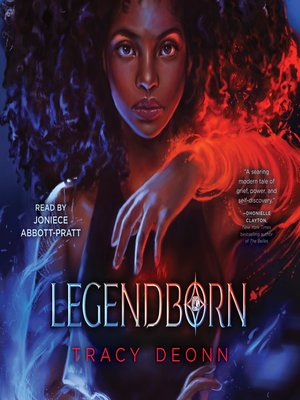 cover image of Legendborn