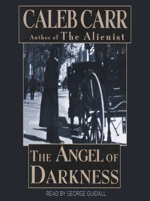 cover image of The Angel of Darkness