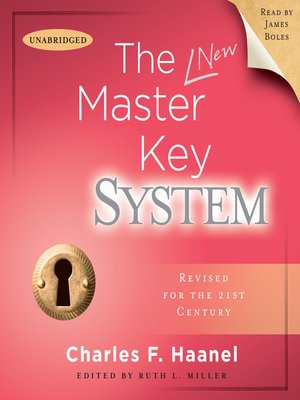Atria booksbeyond wordspublisher overdrive rakuten overdrive cover image of the master key system fandeluxe Choice Image