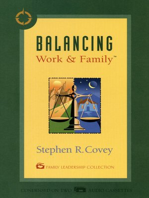 cover image of Balancing Work & Family