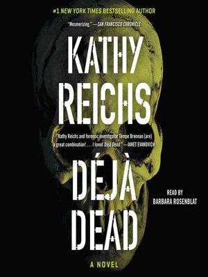 cover image of Deja Dead