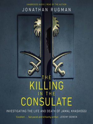 cover image of The Killing in the Consulate