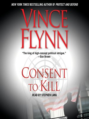 cover image of Consent to Kill