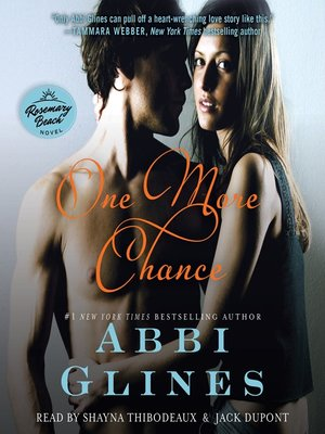 cover image of One More Chance