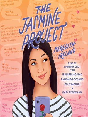 cover image of The Jasmine Project