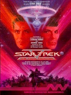 cover image of Star Trek 5