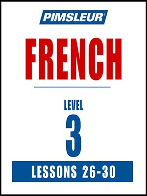 Pimsleur italian ebook level 1