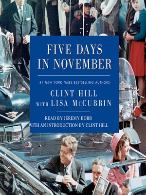 cover image of Five Days in November