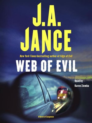 cover image of Web of Evil