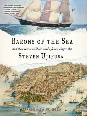 cover image of Barons of the Sea