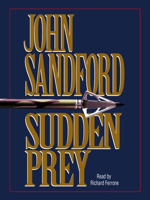 cover image of Sudden Prey
