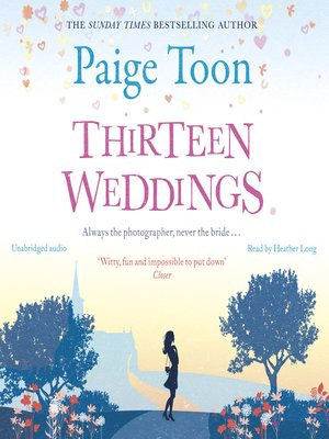 cover image of Thirteen Weddings