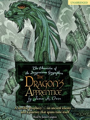 cover image of The Dragon's Apprentice