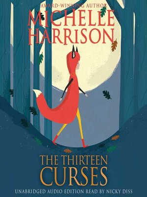 cover image of The Thirteen Curses