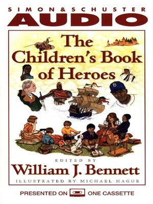cover image of The Children's Book of Heroes