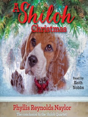 cover image of A Shiloh Christmas