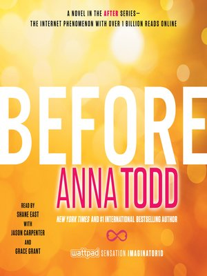 After We Collided by Anna Todd · OverDrive (Rakuten