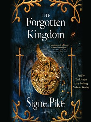 cover image of The Forgotten Kingdom