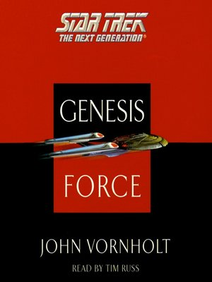 cover image of The Genesis Force
