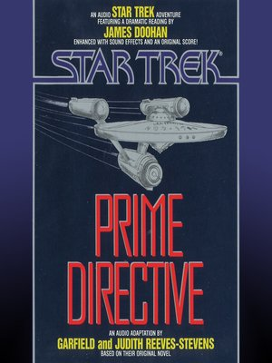 cover image of Prime Directive