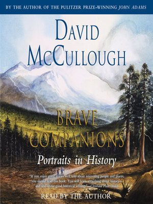cover image of Brave Companions