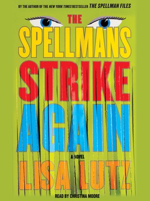 cover image of The Spellmans Strike Again