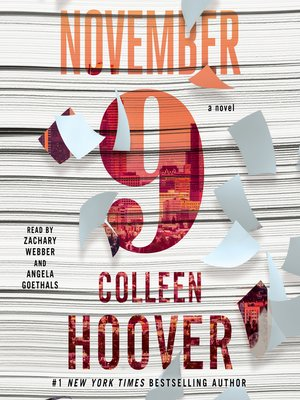Image result for november 9 colleen hoover