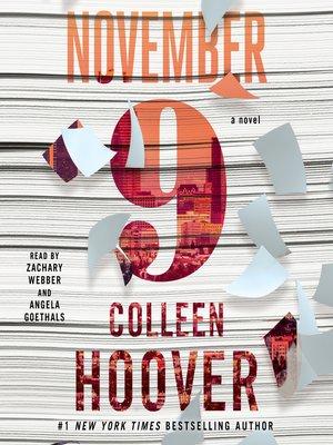 cover image of November 9