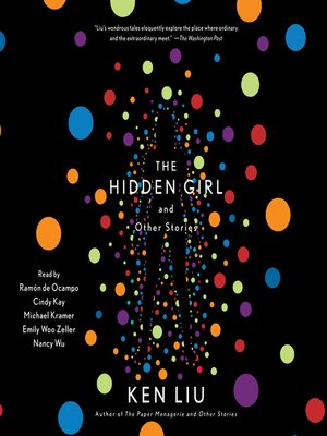 cover image of The Hidden Girl and Other Stories