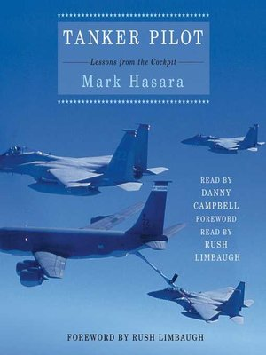 cover image of Tanker Pilot