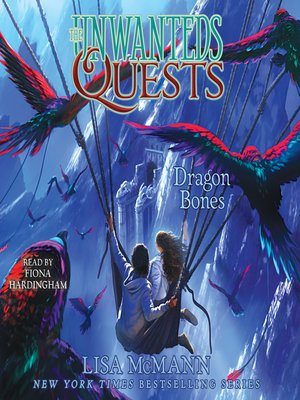 cover image of Dragon Bones