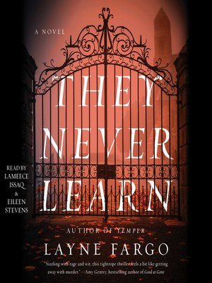 cover image of They Never Learn