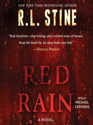 cover image of Red Rain