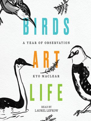cover image of Birds Art Life