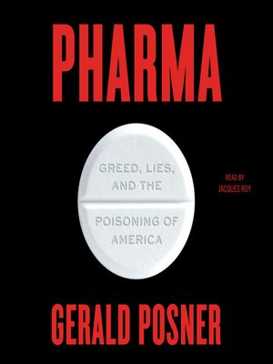 cover image of Pharma