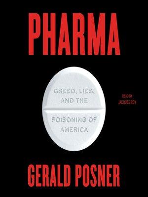 cover image of Pharma