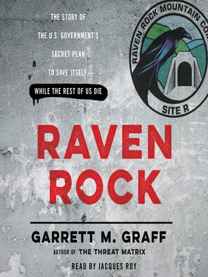 cover image of Raven Rock