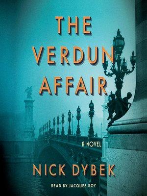 cover image of The Verdun Affair