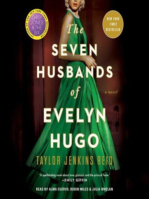 cover image of The Seven Husbands of Evelyn Hugo