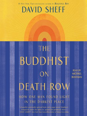 cover image of The Buddhist on Death Row