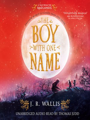 cover image of The Boy With One Name